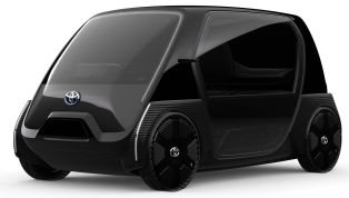 Toyota ultra-compact BEV concept for business 2