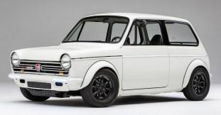 18 - 1972 Honda N600 for 2019 SEMA Show
