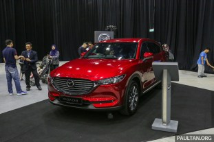 PACE 2019 Mazda Booth-3