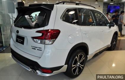 Subaru Forester GT Preview_12 2_BM