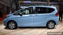 Tokyo 2019 Honda Freed facelift-3