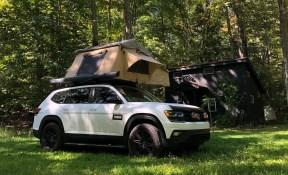 Volkswagen Atlas Concept by Thule