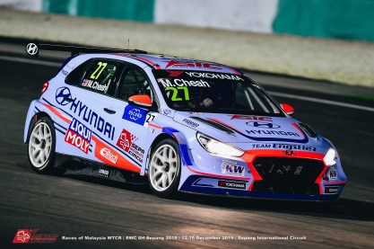 2019 WTCR Sepang Night - 3