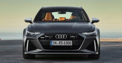 2020 Audi RS6 Avant Grey