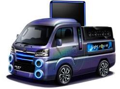 Daihatsu Hijet Truck DJ Version
