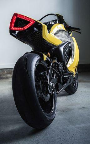 2020 DAmon Motorcycles Hypersport HS - 1
