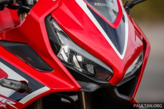 2020 Honda CBR650R Malaysia - 40
