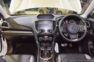 2020 Subaru Forester GT Edition-Singapore launch-22