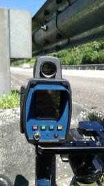Police PDRM Speed Camera