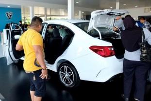 Proton Iriz Persona Saga facelift Brunei 4