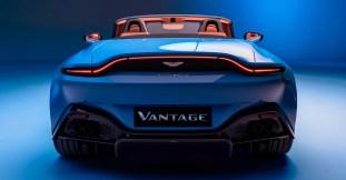 2020 Aston Martin Vantage Roadster
