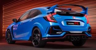 2020 Honda Civic Type R GT-Europe-2