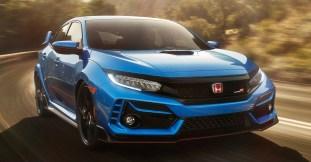 2020 Honda Civic Type R-United States-1