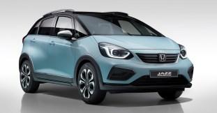 2020 Honda Jazz e-HEV Europe-12