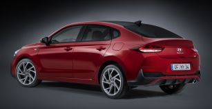 2020 Hyundai i30 Fastback N Line 2