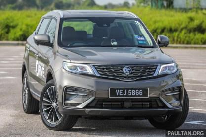 2020 Proton X70 CKD 1.8L TGDi Premium X 2WD_Ext-1