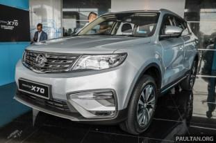 2020_Proton_X70_CKD_Launch_Malaysia_Executive_2WD_Ext-1 BM