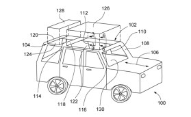 Ford Bronco repackable airbags patent