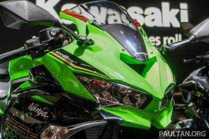 Kawasaki Ninja ZX-25R Tokyo Motor Show 2019 ENG-6