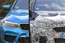 2020 BMW M5 LCI Spyshots_28