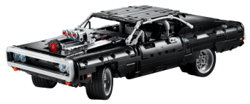 2020 Lego Fast and Furious Dom's Dodge Challenger - 1