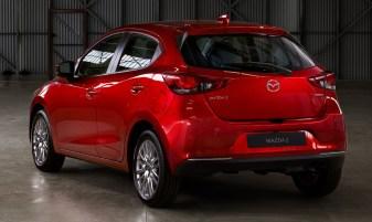 2020 Mazda 2 Malaysia official photos-2