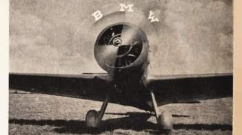 BMW 1942 Flugmotoren-Nachrichten article picture
