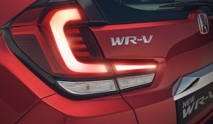 Honda WR-V Facelift India Teaser 2