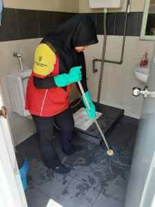 Shell extra sanitisation 1