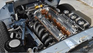 1964 Jaguar E-Type Restored_20