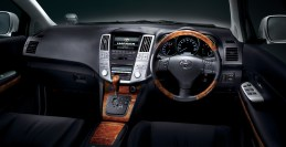 2005 Toyota Harrier Interior