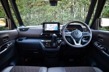 2020 Mitsubishi eK X Space_Interior
