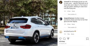 BMW iX3 Leaked IG 1