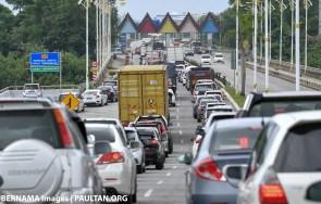 Police Bernama Polis traffic