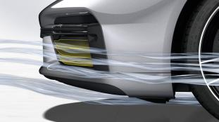 Porsche 911 Active Aero Flaps Closed_2