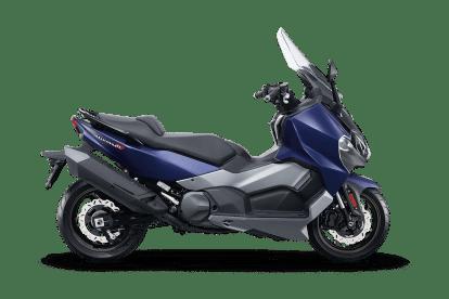 2020 SYM Maxsym TL500 - 12