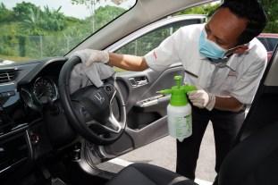 Honda Malaysia resumes dealership operations 5