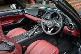 2020 Mazda MX-5 R-Sport Interior