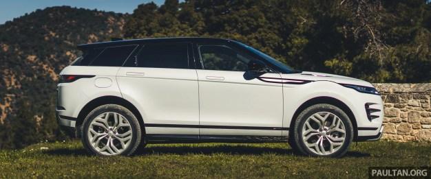2020 Range Rover Evoque review 12