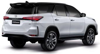 2020 Toyota Fortuner Legender facelift Thailand 5