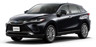 2020 Toyota Harrier Japan_24