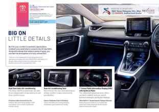 2020 Toyota RAV4 Malaysia brochure leak-7
