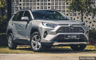 2020 Toyota RAV4 review 1