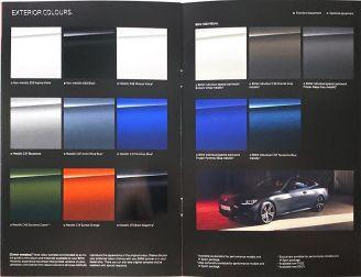 G22 BMW 4 Series brochure leak 3