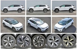 Volkswagen ID 4 China_leaked-8