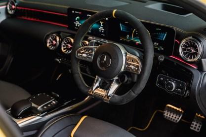 W177 Mercedes-AMG A45S Malaysia (29)