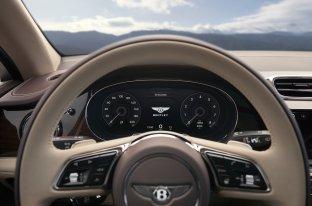 2020 Bentley Bentayga Facelift 13