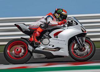 2020 Ducati Panigale V2 Star Silk White - 44