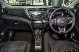 2020 Perodua Myvi 1.3X ASA 2.0 Electric Blue_Int-1