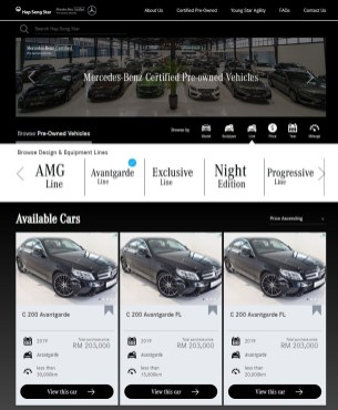 Hap Seng Star Mercedes-Benz Certified online store update-6